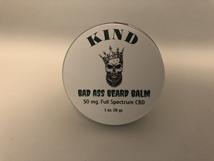 Kind Bad Ass Beard Balm