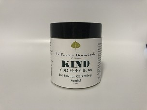 CBD Kind Herbal Butter